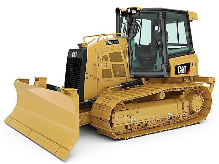 Бульдозер Caterpillar D5K2 XL